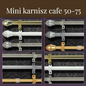 Mini karnisz cafe